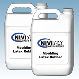 Latex Rubber Moulding